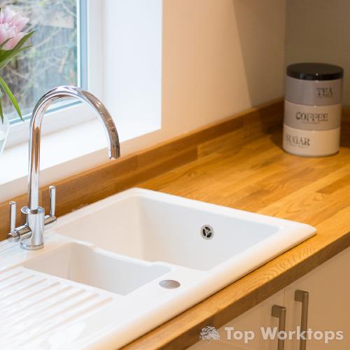 oak worktops solid wood worktop best prices online. Black Bedroom Furniture Sets. Home Design Ideas