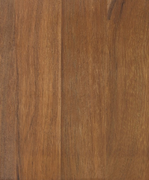 Iroko Full Stave Worktop 1m x 620mm x 40mm