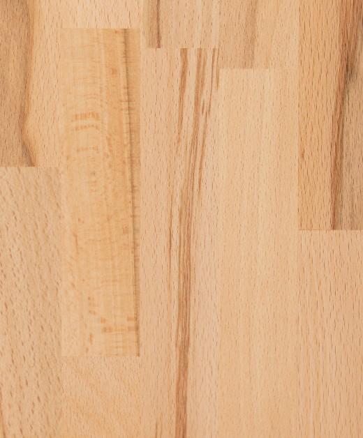 Rustic Beech Upstand 4m x 75mm x 18mm