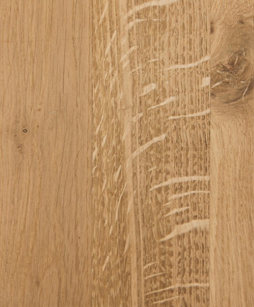 Rustic Oak Full Stave Worktop 2m x 620mm x 38mm