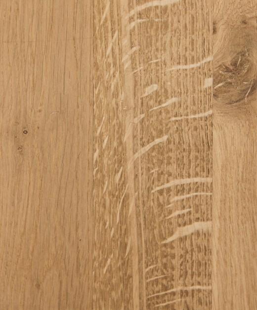 Rustic Oak Super Stave Worktop 2.4m x 620mm x 40mm