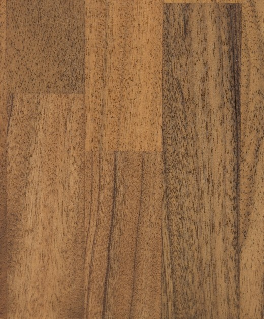 Tiger Walnut Worktop 1m x 620mm x 38mm