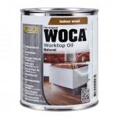 Natural Woca Worktop Oil 0.75L