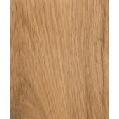 Prime Oak Full Stave Upstand 3m x 75mm x 18mm