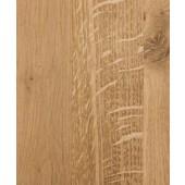 Rustic Oak Full Stave Worktop 2.4m x 720mm x 38mm
