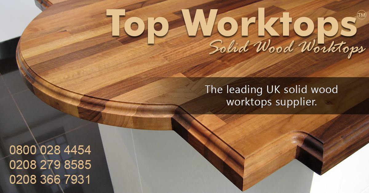 solid wood kitchen worktops direct top worktops. Black Bedroom Furniture Sets. Home Design Ideas